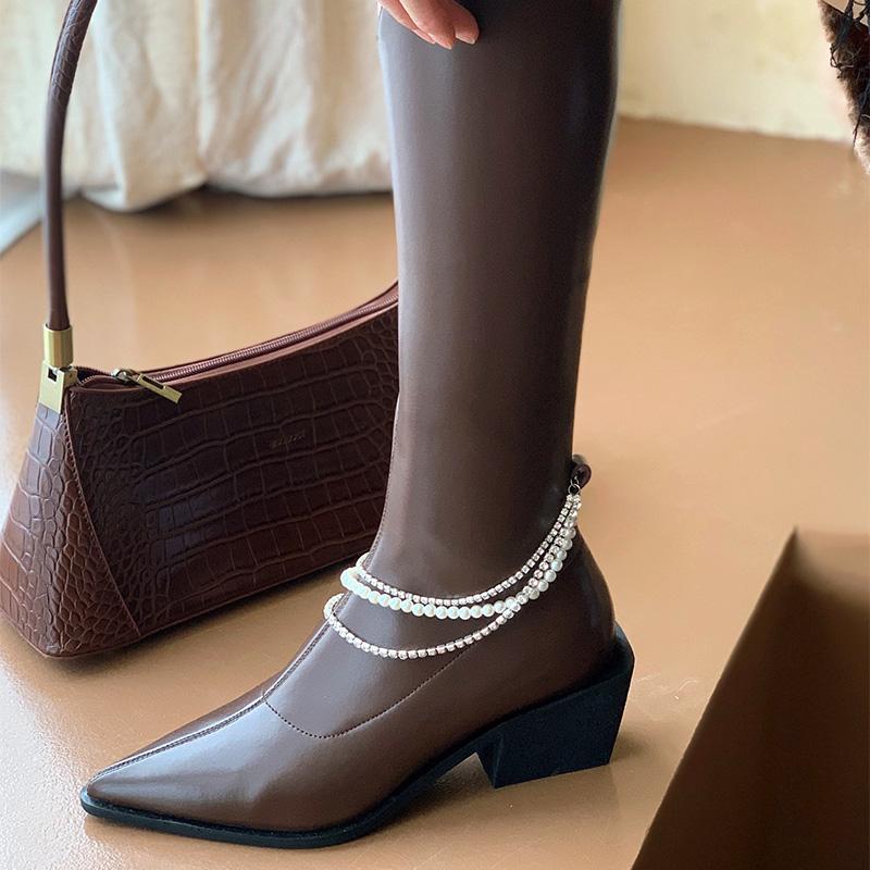 法国奈绮儿Naiyee 时尚女鞋